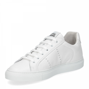 National Standard Sneaker white monochrom-4