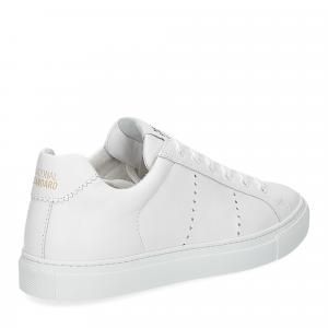 National Standard Sneaker white monochrom-5