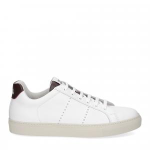 National Standard Sneaker white whine-2