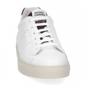 National Standard Sneaker white whine-3