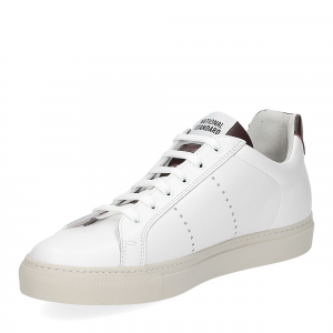 National Standard Sneaker white whine-4