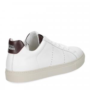 National Standard Sneaker white whine-5