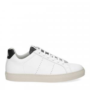 National Standard Sneaker white black-2