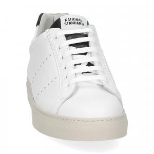 National Standard Sneaker white black-3