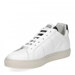 National Standard Sneaker white black-4