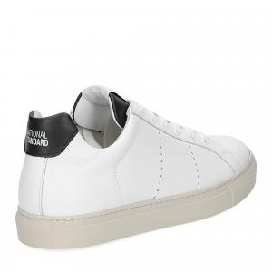 National Standard Sneaker white black-5