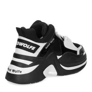 Naked Wolfe Track black crocco-5