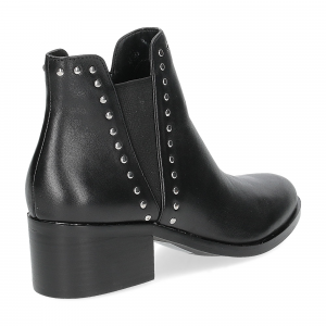 Steve Madden Cade black leather-5