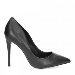 Steve Madden Daisie black leather-2