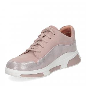 Fitflop Freya suede sneakers mink-4