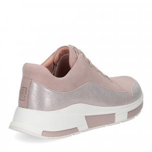 Fitflop Freya suede sneakers mink-5
