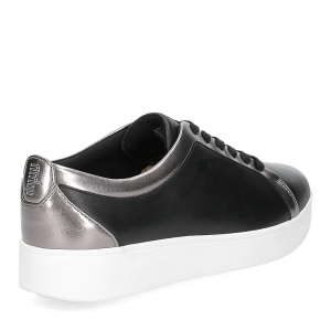 Fitflop Rally sneakers pewter black-5