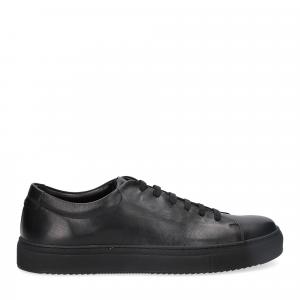 Griffi's sneaker 732 pelle nera-2