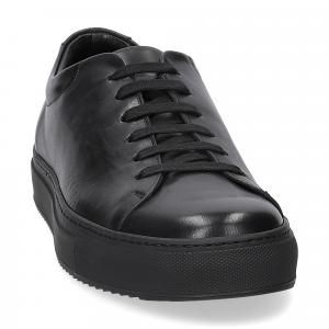 Griffi's sneaker 732 pelle nera-3