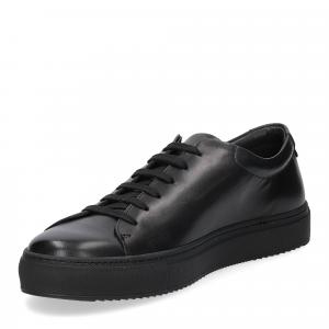 Griffi's sneaker 732 pelle nera-4