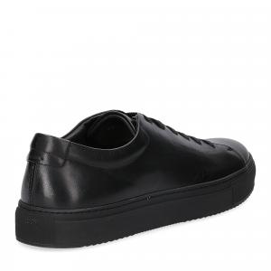 Griffi's sneaker 732 pelle nera-5