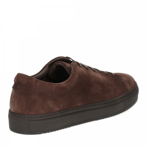 Griffi's sneaker 732 camoscio marrone-5