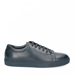 National Standard Sneaker navy monochrome-2