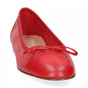 Micina Ballerina G700SF nappa rossa-3