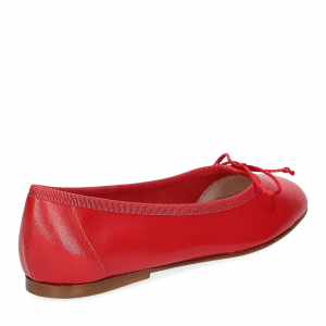 Micina Ballerina G700SF nappa rossa-5