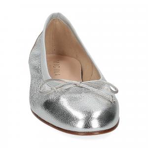 Micina Ballerina G700SF pelle argento-3