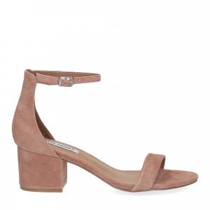 Steve Madden sandalo camoscio rosa-2