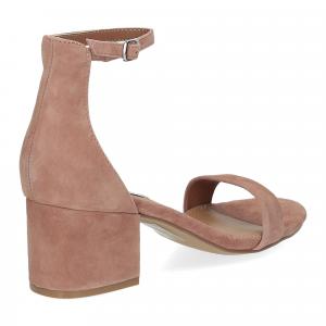 Steve Madden sandalo camoscio rosa-5