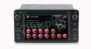 Autoradio 2 DIN navigatore per Mitsubishi ASX Mitsubishi Outlander Lancer 2013-2016 GPS DVD USB SD Bluetooth