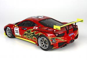 Ferrari 458 GT3 Macau GT Asia 2011 Team Mol Weng Sui Limited 150 Pcs 1/18