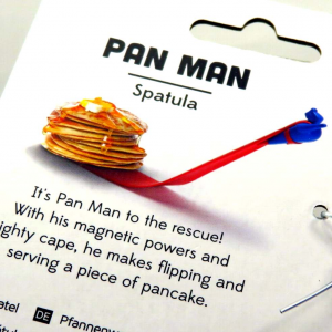 Paletta forata Pan Man in nylon