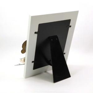 Cornice portafoto legno 13x18 con ballerina