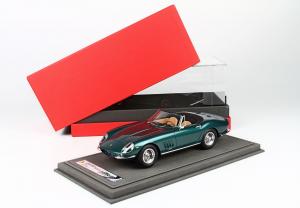 Ferrari 275 GTB/4 Spider N.A.R.T. Conversion S/N 10917 2011 With Case 1/18