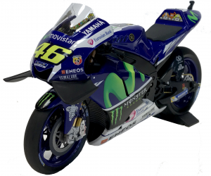 Valentino Rossi Yamaha YZR-M1 Movistar Moto GP 2016 1/12
