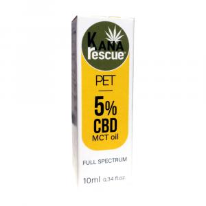 KANARESCUE 5% (10 ml) – Olio biologico con estratto di canapa ad uso tecnico- RI.MOS