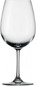 Set 6 calici in vetro per vino rosso di tipo Bordeaux, Weinland 540 ml cm.21,2h diam.9,5