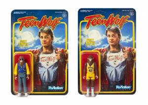 2 ReAction Figure: Teen Wolf by Super 7