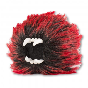 Star Trek Mirror Universe Plush Figure - Tribble ​​​​​​​by Quantum Mechanix