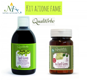 Kit Azione Fame Per Gruppo Naturautocura