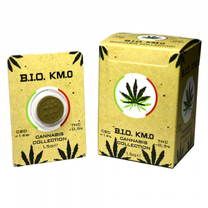 BIO KM 0 - CANAPA COLLECTION - MONETE DI CANAPA LIGHT