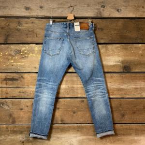 Jeans Scotch & Soda Ralston con Strappi Azzurro