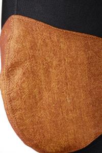 Mascherina in Tessuto Lurex Lavabile