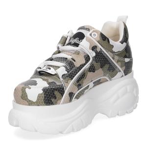 Buffalo London Sneaker 1339 CaMouflage-4