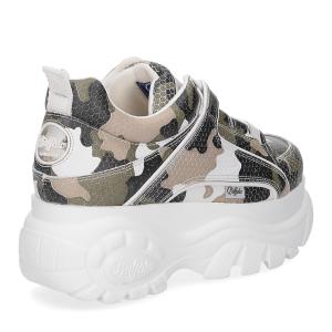 Buffalo London Sneaker 1339 CaMouflage-5