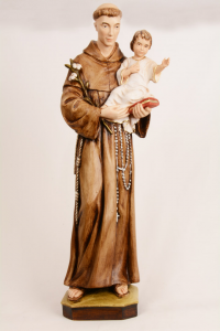 Statua S. Antonio h 50 PASQPA505