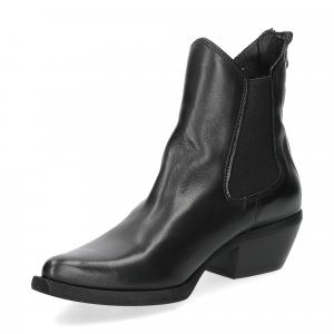 Felmini texano calf black-4