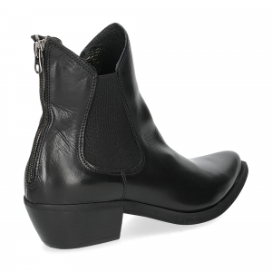 Felmini texano calf black-5