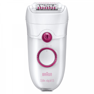 Braun Silk-épil 5 Power 5-329 Epilatore con 3 accessori