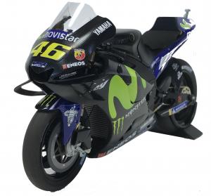 Valentino Rossi  Movistar Yamaha Moto Gp Test Valencia November 2017 1/12