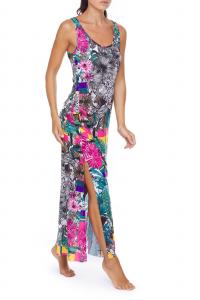 Long Dress F**K F20-0680X1