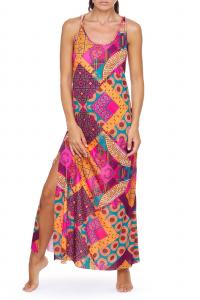 Long Dress F**K F20-0777X1